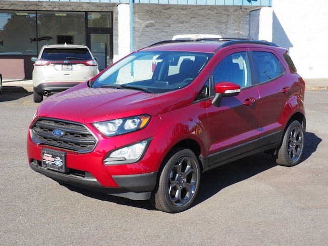 New 2018 Ford EcoSport SES SUV For Sale/Lease Salem, OR