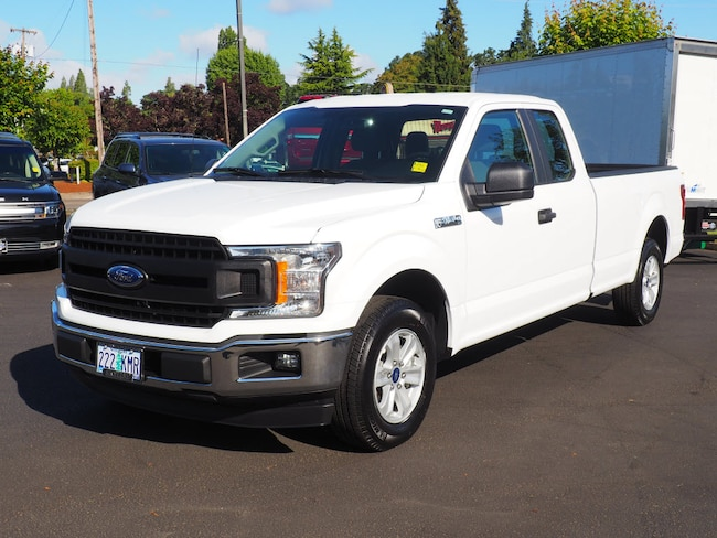 New 2018 Ford F-150 XL Truck SuperCab Styleside For Sale/Lease Salem, OR