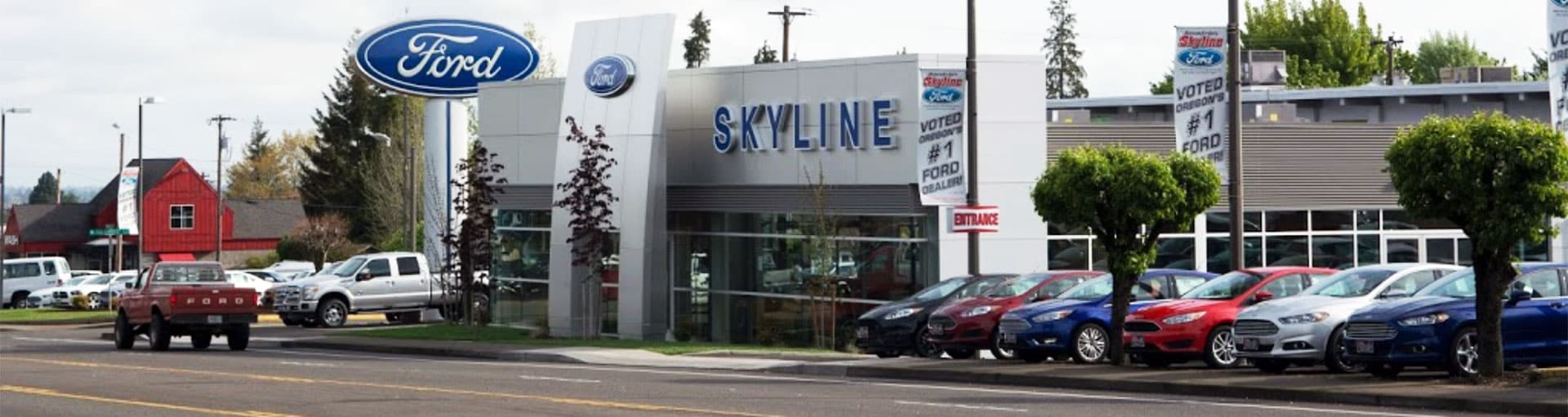 Skyline Ford Service Center