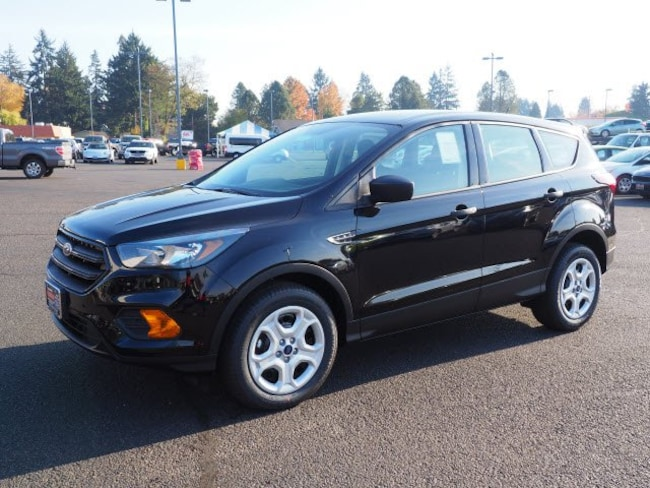New 2019 Ford Escape S SUV For Sale/Lease Salem, OR