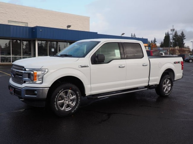 New 2018 Ford F-150 XLT Truck SuperCrew Cab For Sale/Lease Salem, OR