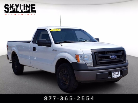 Featured Vehicles 2013 Ford F-150 2WD Reg Cab 126