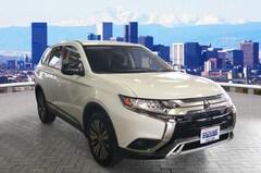 New 2019 Mitsubishi Outlander ES CUV in Thornton, CO near Denver