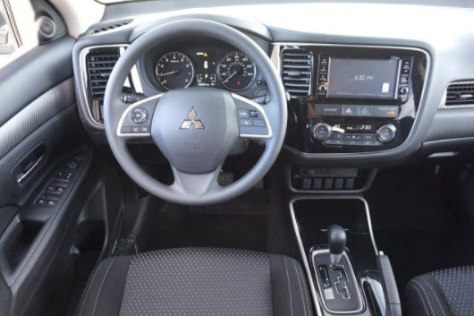 Interior - 2018 Mitsubishi Outlander by Denver CO