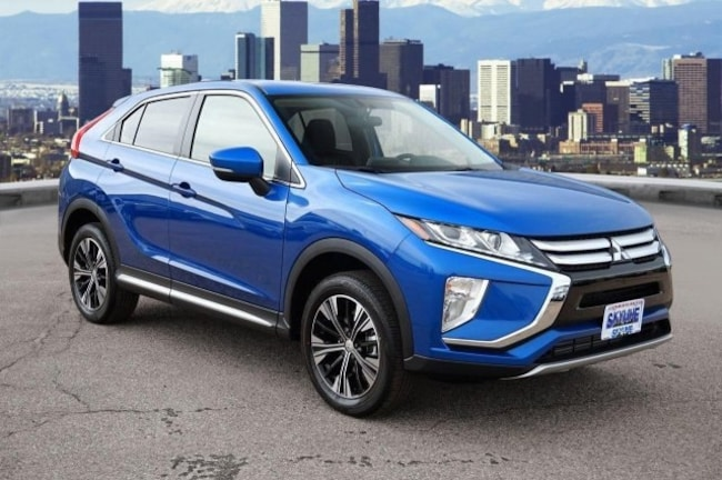 New 2018 Mitsubishi Eclipse Cross 1.5 SE CUV in Thornton near Denver, CO