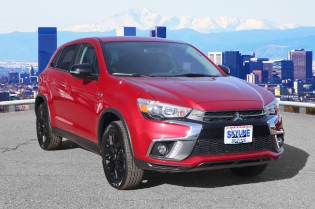 New 2019 Mitsubishi Outlander Sport 2.0 CUV in Thornton near Denver, CO