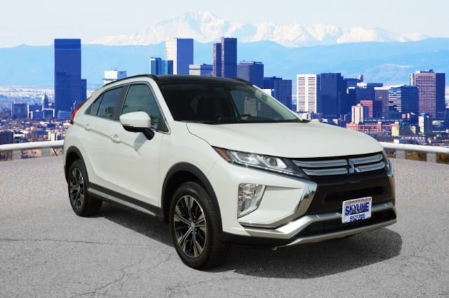 New 2019 Mitsubishi Eclipse Cross 1.5 SEL CUV in Thornton near Denver, CO
