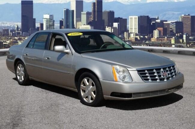 Used 2007 CADILLAC DTS V8 Sedan in Thornton near Denver