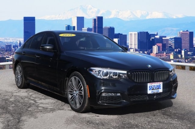 Used 2018 BMW 530e Xdrive Iperformance Msport 2 Sedan in Thornton near Denver