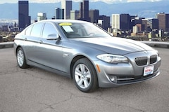 Used 2012 BMW 528i xDrive Xdrive Sedan WBAXH5C50CDW05237 in Thornton near Denver