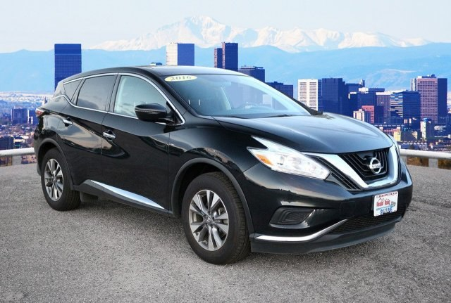 Certified Pre Owned 2016 Nissan Murano For Sale Inthornton Near