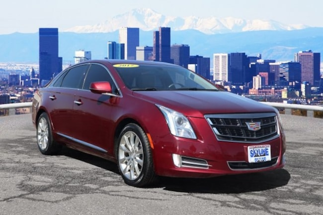 Used 2017 CADILLAC XTS Luxury Sedan in Thornton near Denver