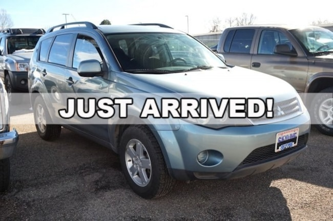 Used 2007 Mitsubishi Outlander LS SUV in Thornton near Denver