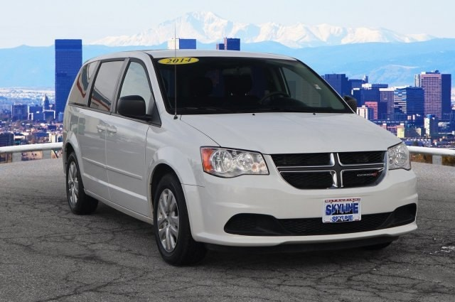 Certified Pre Owned 2014 Dodge Grand Caravan For Sale Inthornton