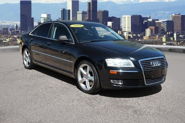 Featured Vehicles 2009 Audi A8 4.2 Sedan near Thornton, CO