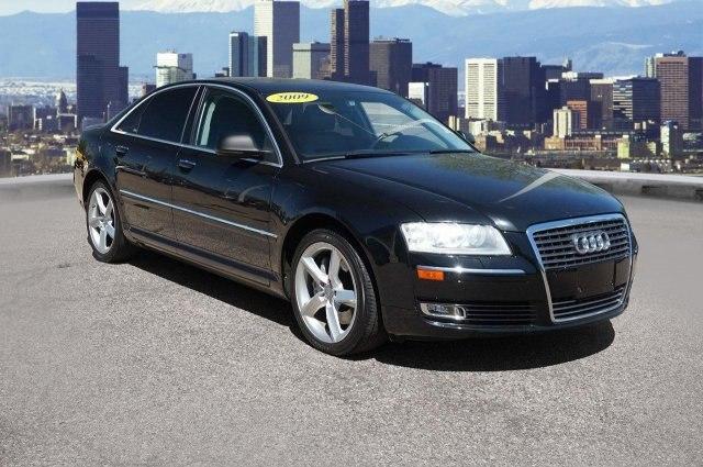 Used 2009 Audi A8 For Sale Near Denver In Thornton Co Near Arvada