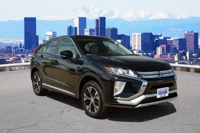 New 2019 Mitsubishi Eclipse Cross 1.5 SE CUV in Thornton near Denver, CO