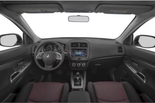 Interior - 2018 Mitsubishi Outlander Sport by Denver CO