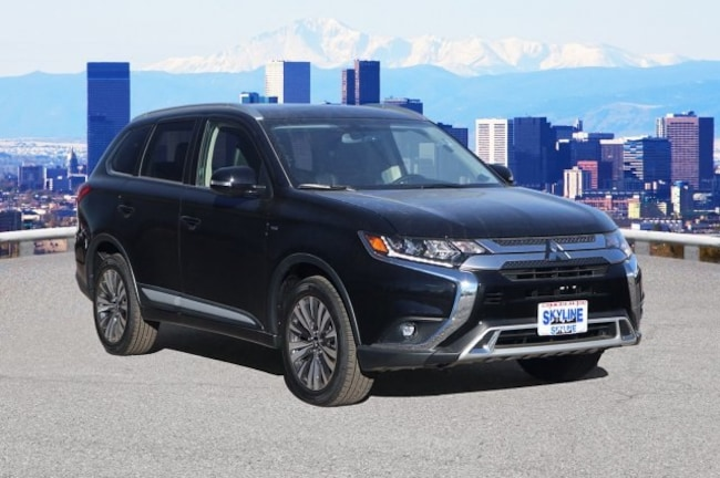 New 2019 Mitsubishi Outlander GT CUV in Thornton near Denver, CO