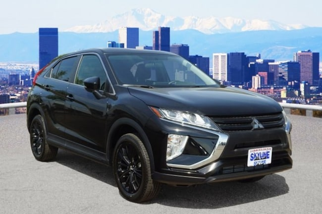 New 2019 Mitsubishi Eclipse Cross 1.5 LE CUV in Thornton near Denver, CO