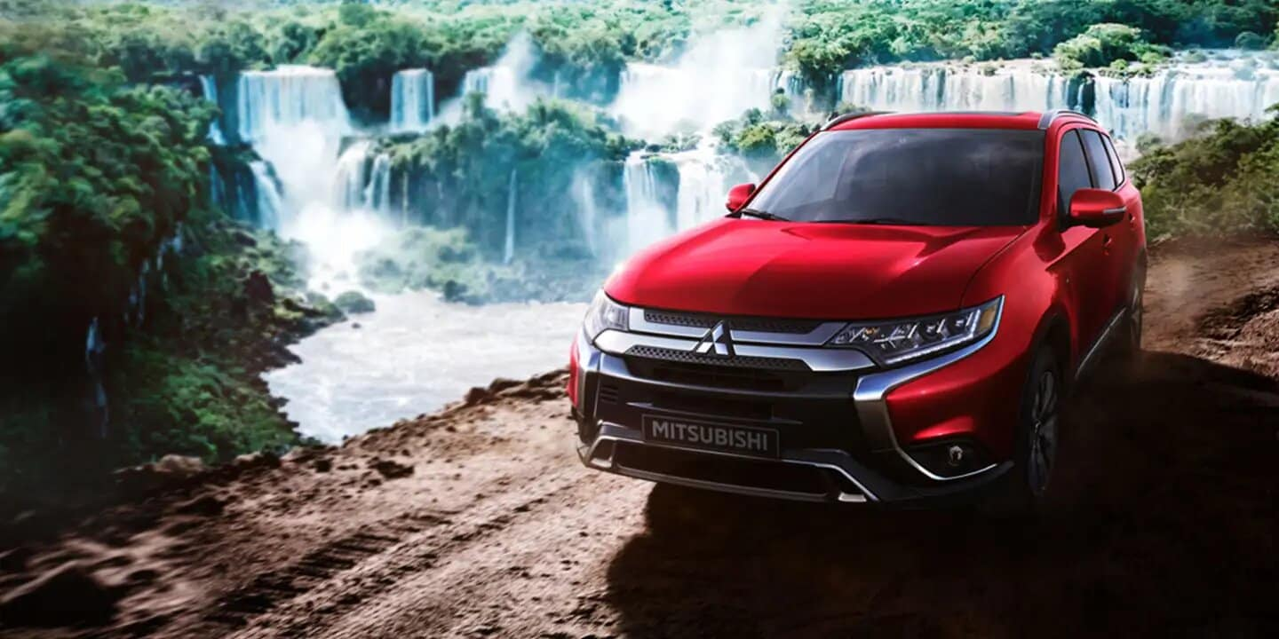 Buy, Lease, or Finance the 2020 Mitsubishi Outlander in Thornton CO