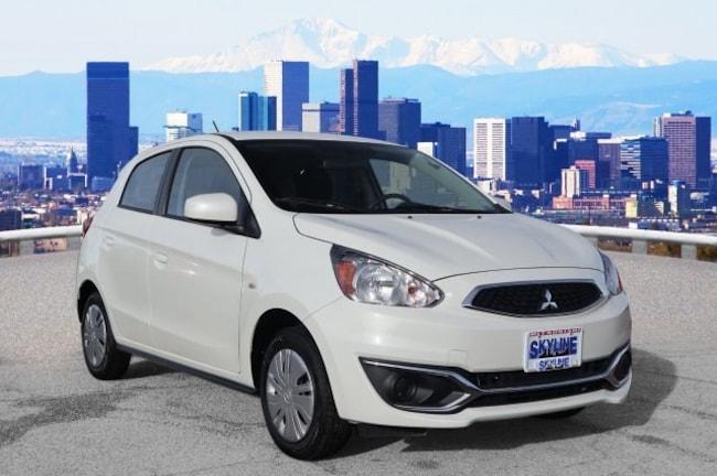 New 2019 Mitsubishi Mirage Hatchback in Thornton near Denver, CO