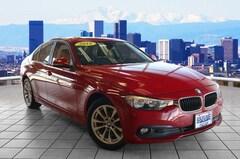 2016 BMW 320i Xdrive AWD Sedan Denver
