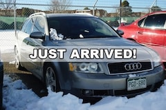 Used 2002 Audi A4 3.0 Avant Wagon WAUVT68E22A308085 in Thornton near Denver