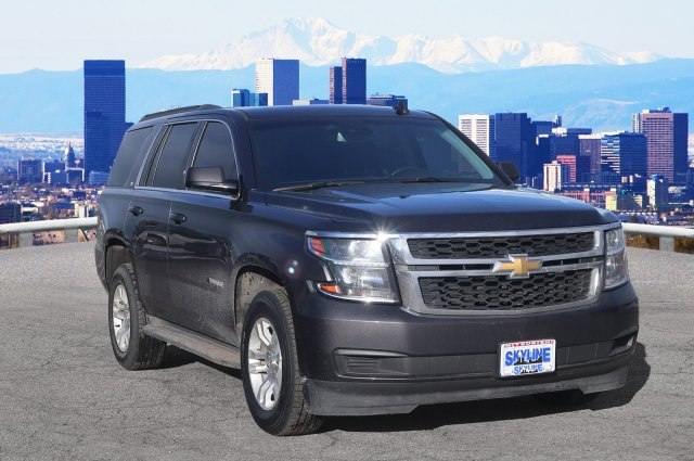 Certified Pre Owned 2018 Chevrolet Tahoe For Sale Inthornton Near