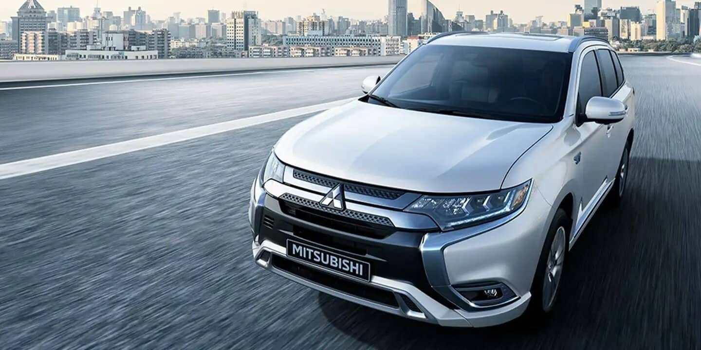Lease the 2020 Mitsubishi Outlander PHEV near Thornton CO