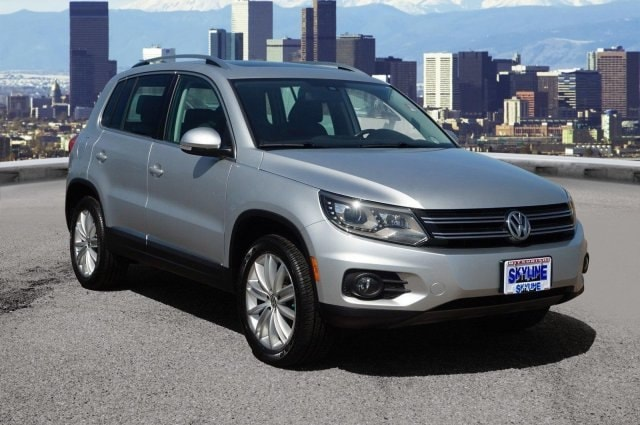 Certified Pre Owned 2016 Volkswagen Tiguan For Sale Inthornton Near