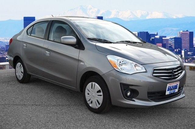 Certified Pre Owned 2017 Mitsubishi Mirage G4 For Sale Inthornton