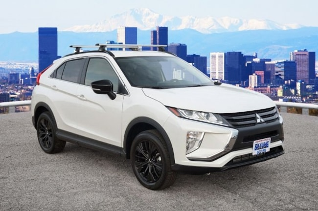 New 2019 Mitsubishi Eclipse Cross 1.5 CUV in Thornton near Denver, CO