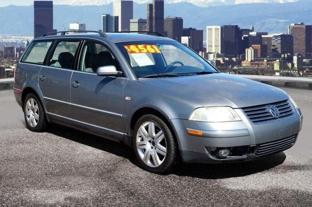 Used 2002 Volkswagen Passat For Sale Near Denver In Thornton Co