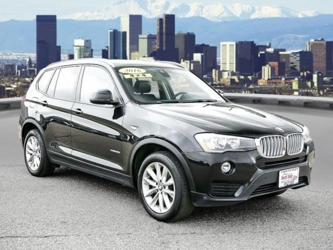 Used 2016 BMW X3 Xdrive28i SAV in Thornton near Denver