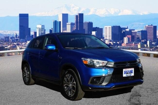 New 2019 Mitsubishi Outlander Sport 2.0 CUV in Thornton near Denver, CO