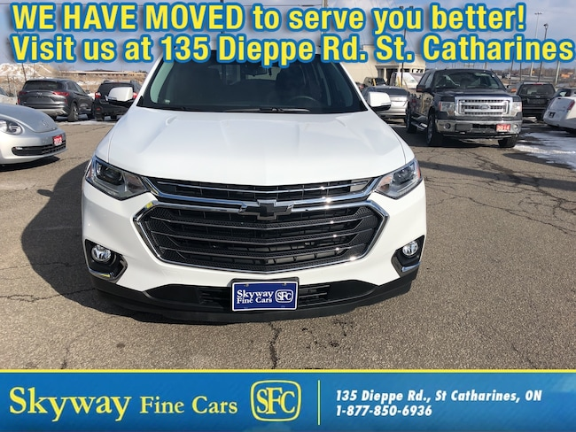 2019 Chevrolet Traverse LT True North AWD LEATHER PANO ROOF SUV