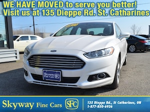 2016 Ford Fusion SE  AWD | HEATED SEATS | REAR CAMERA