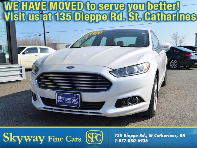 2016 Ford Fusion SE  AWD | HEATED SEATS | REAR CAMERA Sedan