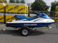 2002 Sea-Doo/BRP GTX 155 BLUE/WHITE