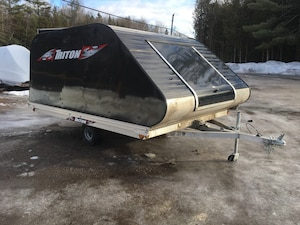 2018 Triton XT10 101 Enclosed
