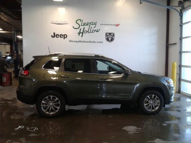 Sleepy Hollow Auto >> New 2019 Jeep Cherokee Latitude Plus 4x4 For Sale Viroqua Wi