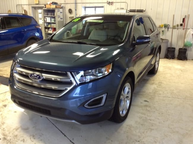 Sleepy Hollow Ford >> Used 2018 Ford Edge For Sale At Sleepy Hollow Ford Inc Vin