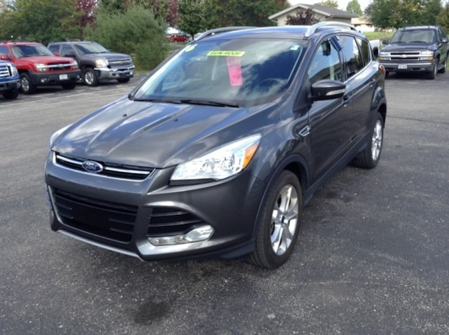 Sleepy Hollow Ford >> Used 2016 Ford Escape For Sale At Sleepy Hollow Ford Inc Vin