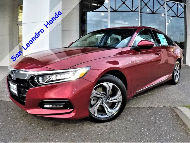 New 2018 Honda Accord EX-L 2.0T Sedan For Sale/Lease San Leandro, California