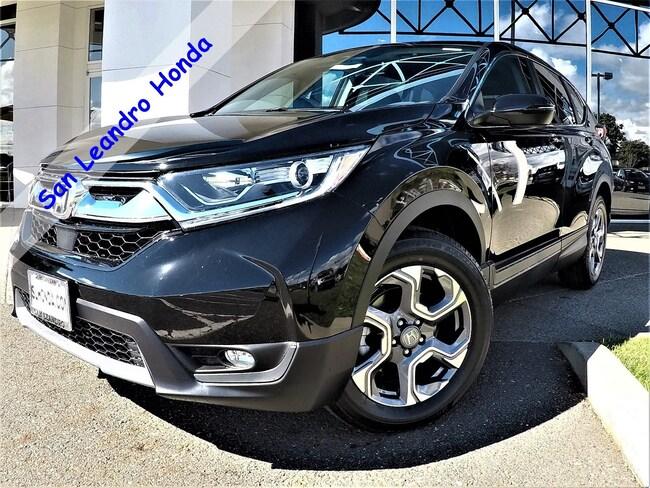 New 2019 Honda CR-V LX AWD SUV For Sale/Lease San Leandro, California