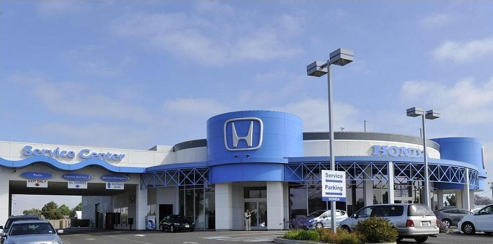 Great Honda Service ...