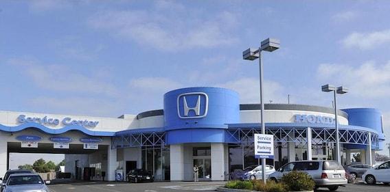 Sf Honda Service >> Honda Dealers Near San Francisco Ca