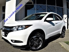 New 2018 Honda HR-V EX-L Navi AWD SUV 3CZRU6H75JM719706 for Sale in San Leandro, CA