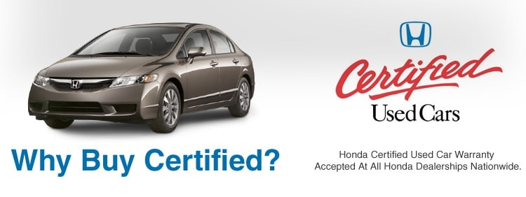 What Is A Certified Used Honda? Certification Standards. Why You Should  Choose A Honda Certified Used Car?